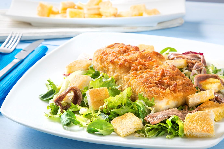 Salada de Cesar