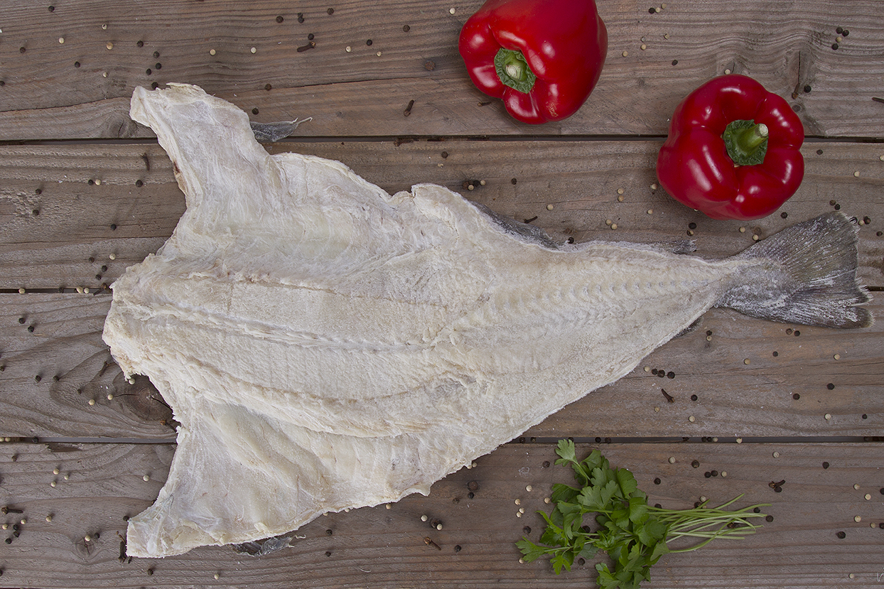 Pacific Whole Salted Cod